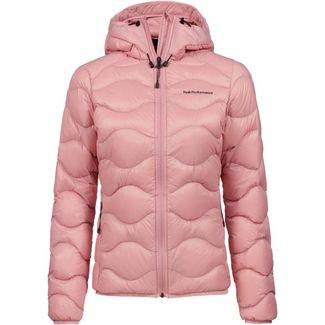 Peak Performance HELIUM Daunenjacke Damen warm blush