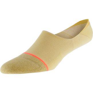 Stance GLOWING Sneakersocken Damen yellow