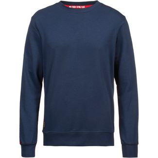 Alpha Industries RBF Sweatshirt Herren new navy