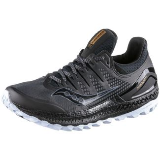 Saucony XODUS ISO 3 Trailrunning Schuhe Damen grey-black