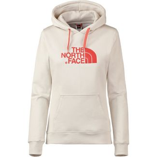 The North Face DREW PEAK Hoodie Damen vintage white-spiced coral