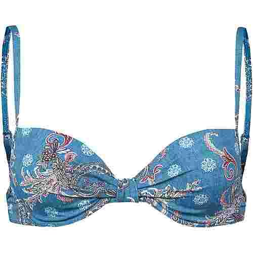 ESPRIT Pescadero Beach Bikini Oberteil Damen dark blue