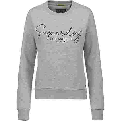 Superdry Alice Sweatshirt Damen sand grey marl