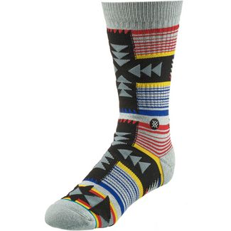 Stance CANYONLANDS Sneakersocken Herren heather grey