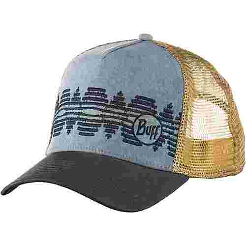 BUFF LIFESTYLE TRUCKER Cap tzom stone blue