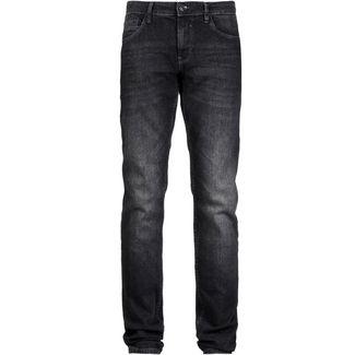 TOM TAILOR Slim Fit Jeans Herren used dark stone black