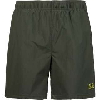 Boss Perch Badeshorts Herren dark green