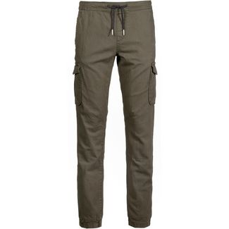 TOM TAILOR Cargohose Herren woodland green
