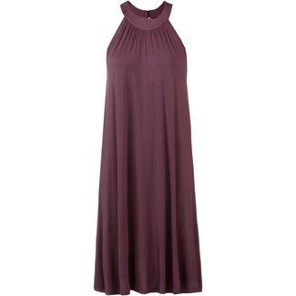 Khujo Lekika 2 Jerseykleid Damen dark mauve