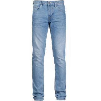 TOM TAILOR Culver Slim Fit Jeans Herren used bleached blue denim
