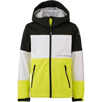 ICEPEAK Timber JR Funktionsjacke Kinder yellow