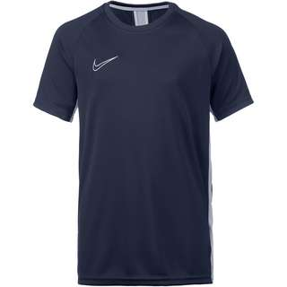 Nike Academy Funktionsshirt Kinder obsidian-white-white