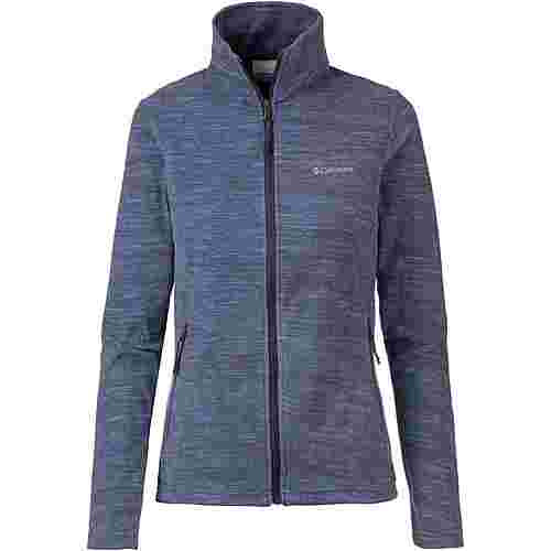 Columbia Fast Trek Fleecejacke Damen nocturnal space