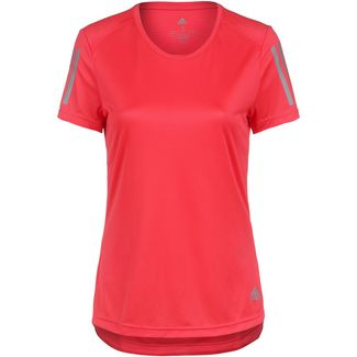 adidas Own The Run Funktionsshirt Damen shock red