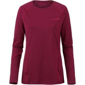 Shirts » lang für Damen in lila im Online Shop von