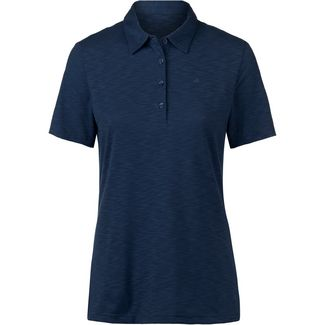 Schöffel Capri1 Poloshirt Damen dress blues