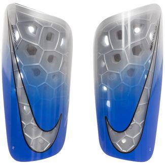 Nike Mercurial Lite Schienbeinschoner silber