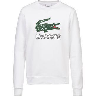 Lacoste Sweatshirt Herren blanc