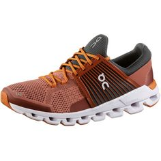 ON Cloudswift Laufschuhe Herren rust-rock