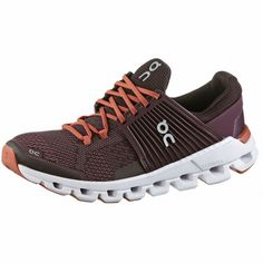 ON CLOUDSWIFT Laufschuhe Damen plum-dawn