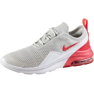 Nike Air Max Motion Sneaker Kinder vast-grey-ember-glow-univ-red-white