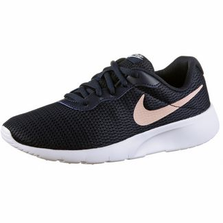 wholesale dealer a343c 1ad11 Nike Tanjun Sneaker Kinder obsidian-bleached-coral-white