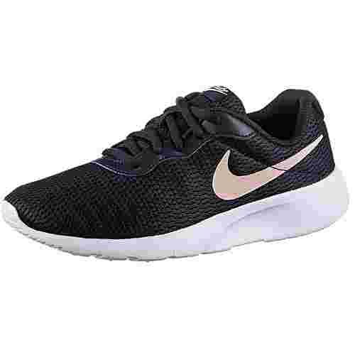 Nike Tanjun Sneaker Kinder obsidian-bleached-coral-white