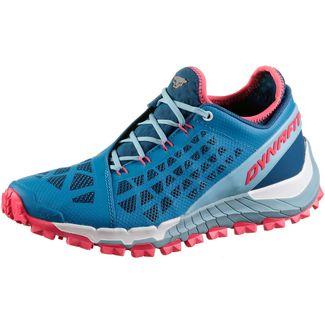 Dynafit Trailbreaker Evo Trailrunning Schuhe Damen mykonos blue-fluo pinke