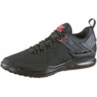 Nike Zoom Domination TR 2 Fitnessschuhe Herren black-anthracite-brt crimson