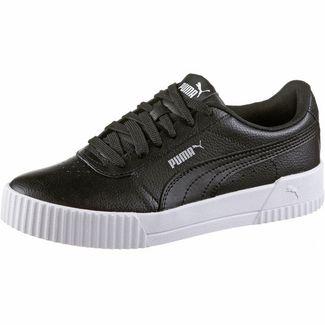 PUMA Carina L Sneaker Damen puma black-puma black-puma silver
