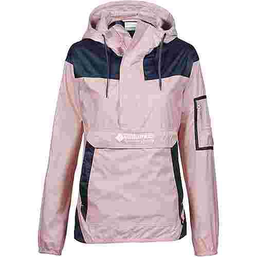 Columbia Challenger Windbreaker Damen mineral pink-nocturnal-white