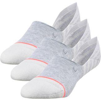 Stance SENSIBLE 3 PACK Sneakersocken Damen heather grey