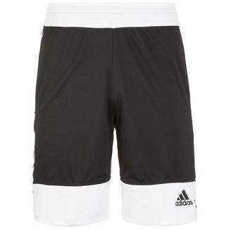 Hosen » Basketball von adidas in schwarz im Online Shop von