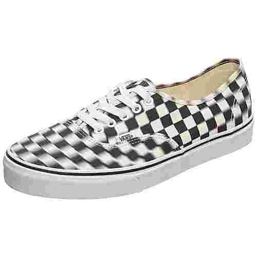 Vans Authentic Sneaker schwarz / weiß