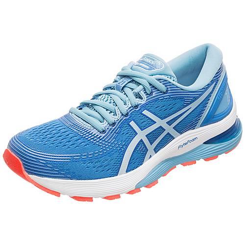 ASICS Gel-Nimbus 21 Laufschuhe Damen blau / hellblau im Online Shop von SportScheck kaufen