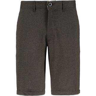 iriedaily Chambray Shorts Herren dark olive
