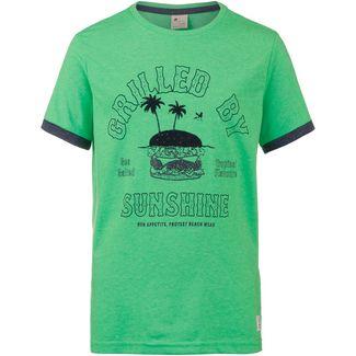 Protest Kevlar T-Shirt Kinder poison green