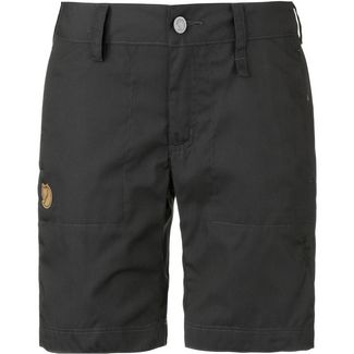 FJÄLLRÄVEN Abisko Shade Funktionsshorts Damen dark grey