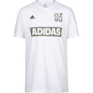 adidas SID T-Shirt Herren white