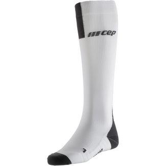 CEP Run Socks 3.0 Kompressionsstrümpfe Herren white-dark grey