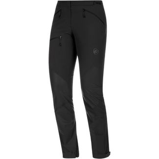 Mammut Courmayeur Softshellhose Damen black