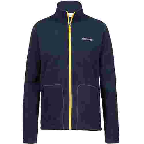 Columbia Fast Trek Fleecejacke Herren collegiate navy
