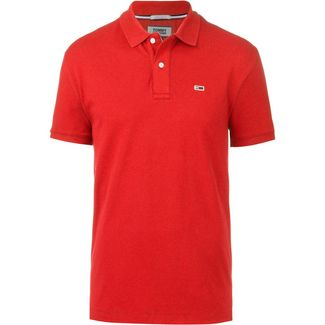 Tommy Hilfiger Classics Poloshirt Herren flame scarlet