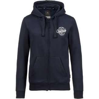 Crosshatch Thriving Sweatjacke Herren navy