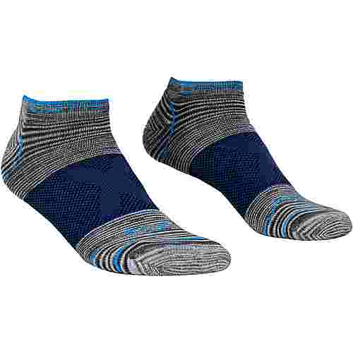 ORTOVOX Alpinist Low Wandersocken Herren grey blend