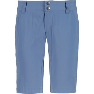 Columbia Saturday Trail Funktionsshorts Damen blue dusk