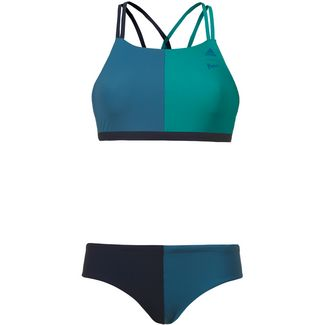 adidas Bikini Set Damen eqt green