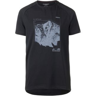 Mammut Mountain T-Shirt Herren black PRT3