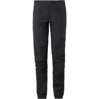 Mammut Courmayeur SO Softshellhose Herren black