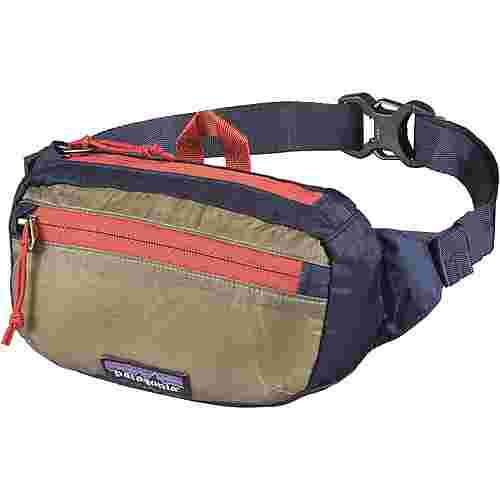 Patagonia Bauchtasche classic navy w-mojave khaki